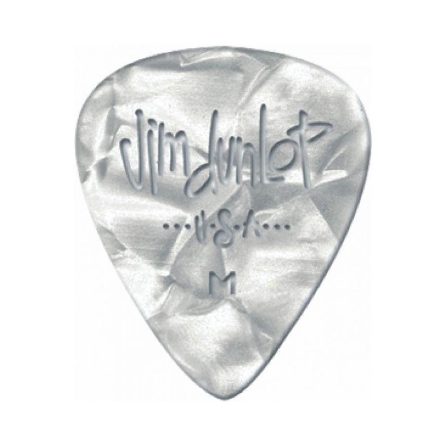 Dunlop 4830-04 WHITE PEARLOID -432/CAB