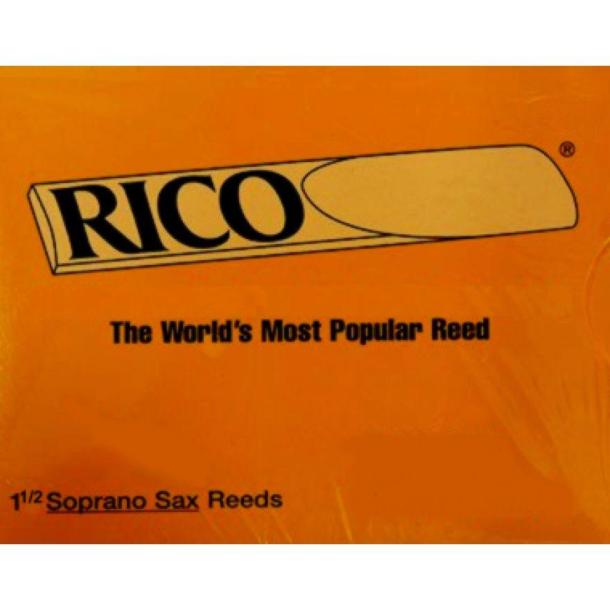RICO Cf. 25 ANCE PER SAX SOPRANO (1 1/2)