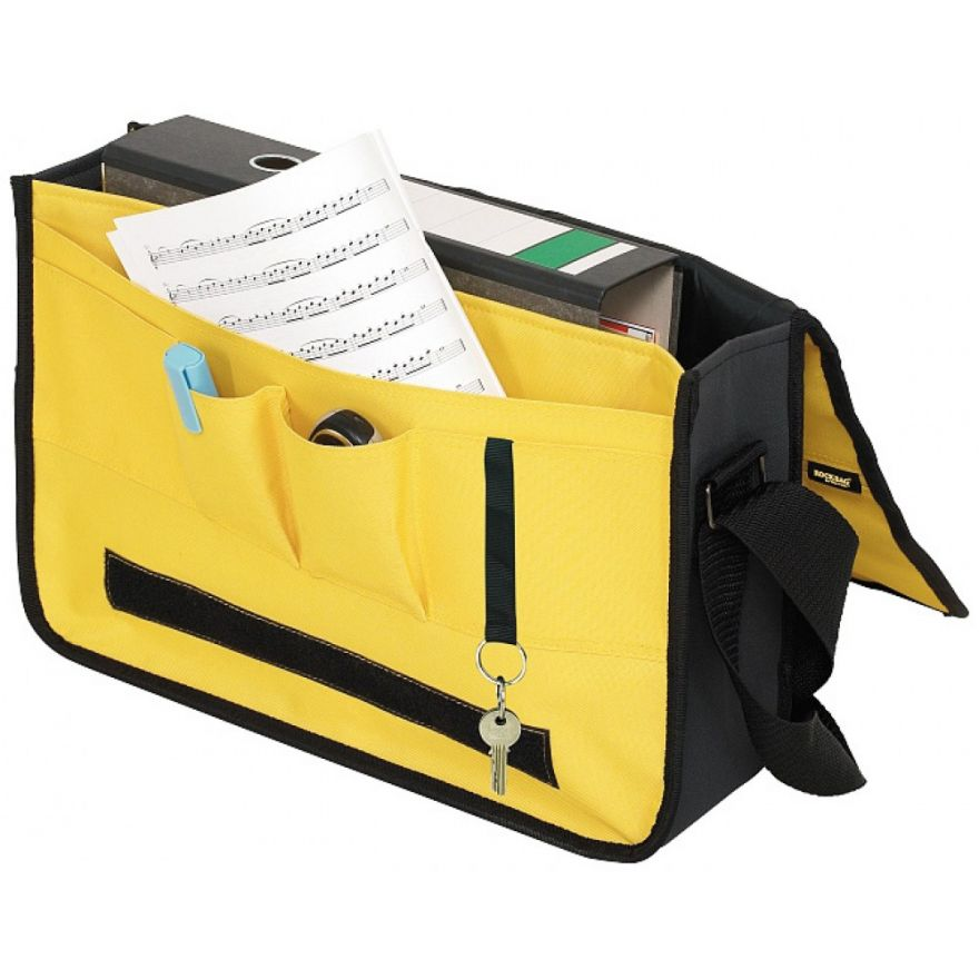 ROCKBAG RB29003B/YE Borsa portaspartiti color giallo