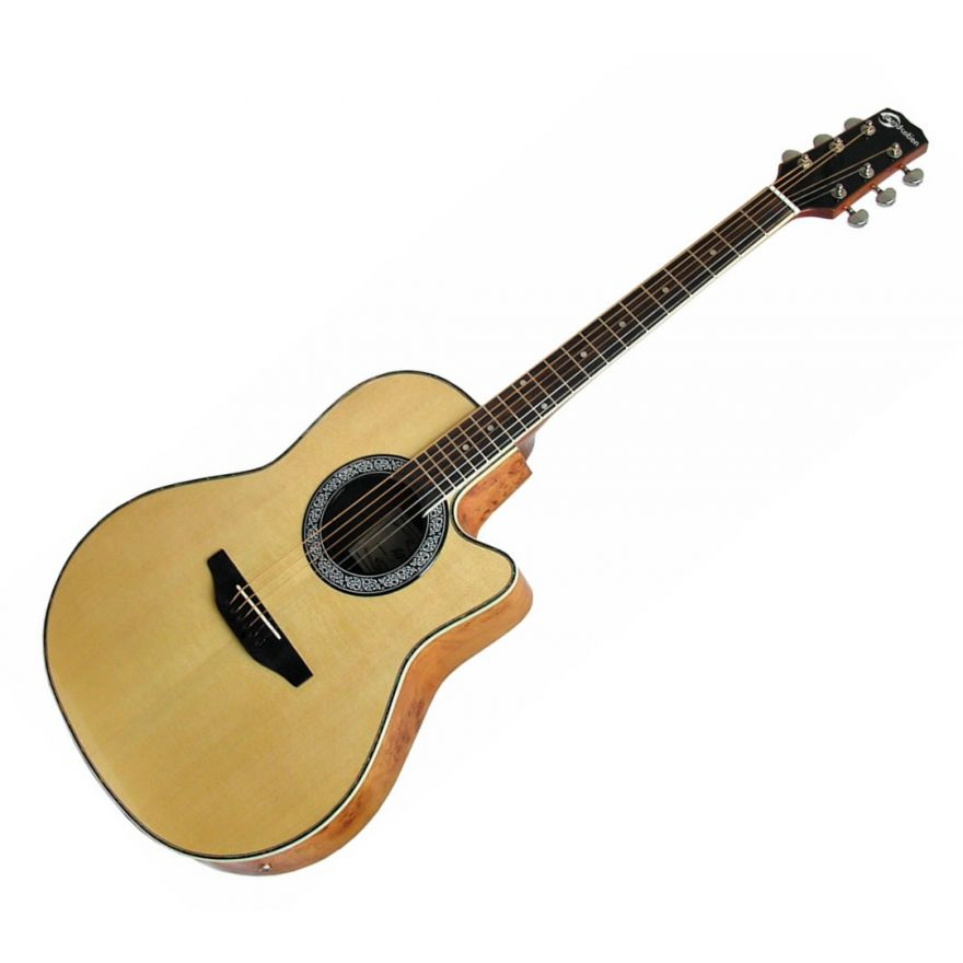 SOUNDSATION RB515CE - Chitarra acustica natural elettrificata