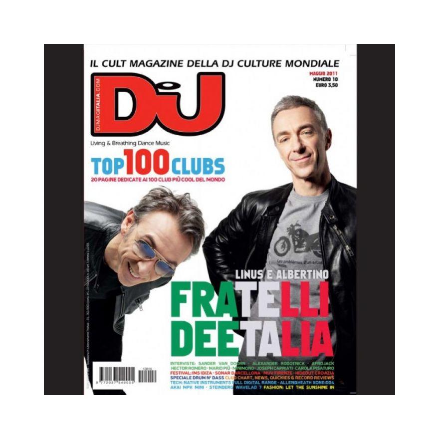 DJ MAG ITALIA DJ MAG MAGGIO 2011