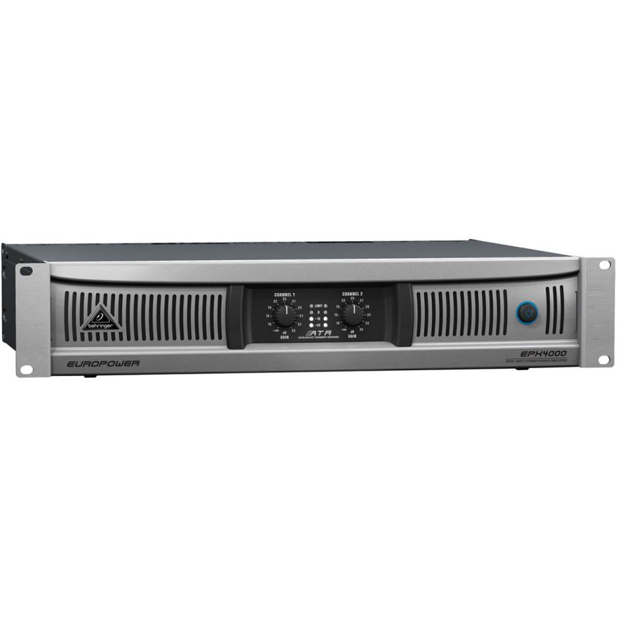 BEHRINGER EPX4000 EUROPOWER - AMPLIFICATORE DI POTENZA 4000W