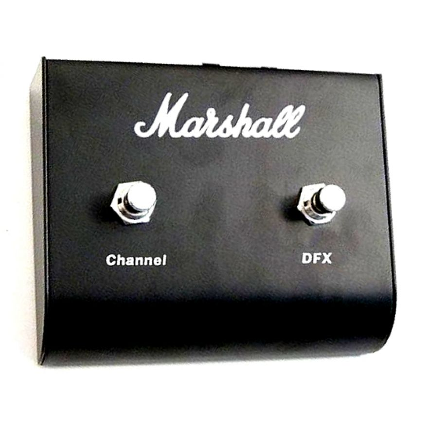 MARSHALL PEDL90004 2 way footswitch (channel & fx)