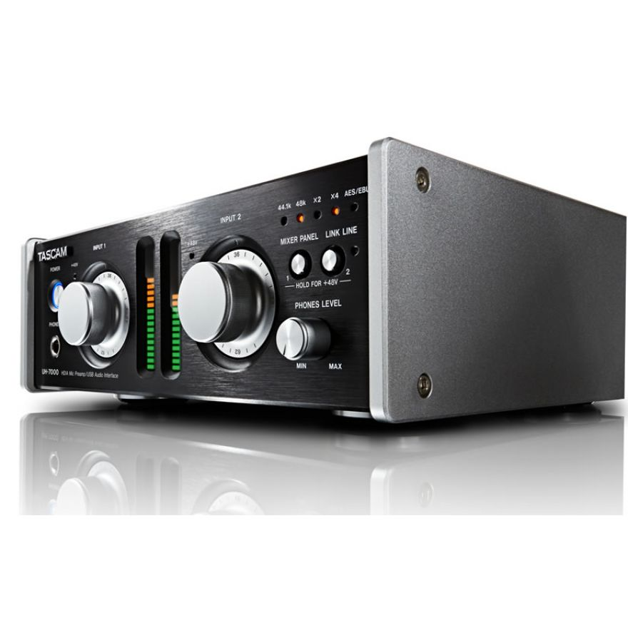 0-TASCAM UH7000 - INTERFACC