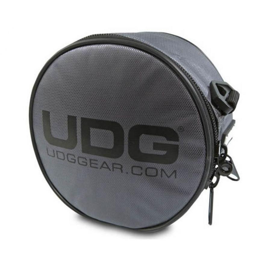 UDG HEADPHONE BAG STEEL GREY - BORSA PER CUFFIA