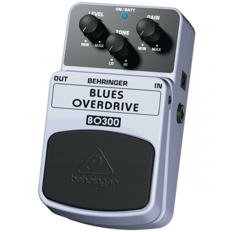BEHRINGER BO300 Blues Overdrive - EFFETTO A PEDALE PER CHITARRA