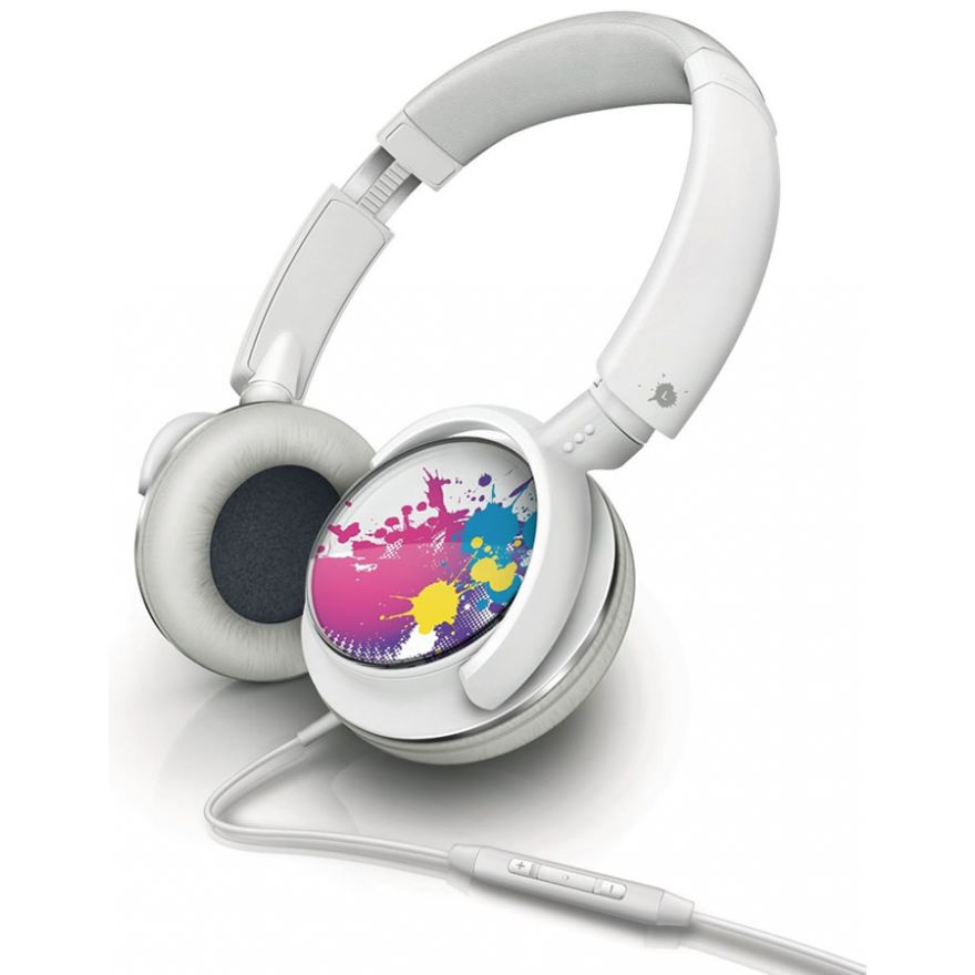 PHILIPS SHL8807 - CUFFIE CON FASCIA PER iPOD/iPHONE/iPAD