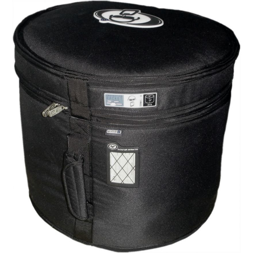 PROTECTION RACKET PR2016 -BORSA IMBOTTITA PER TOM DA TERRA 16x16