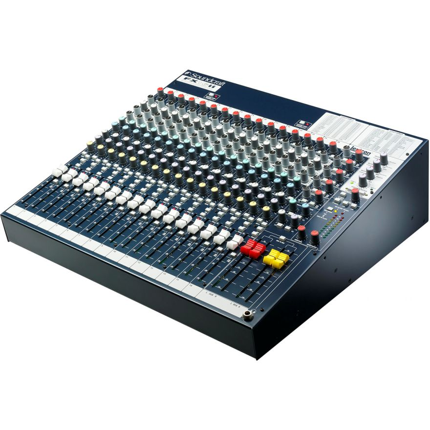 0-SOUNDCRAFT SPIRIT FOLIO F