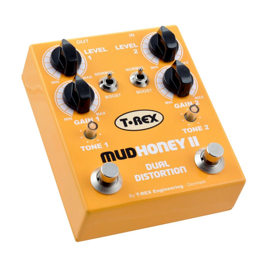 T-REX TR10020 MUDHONEY X2 - DISTORSORE PER CHITARRA