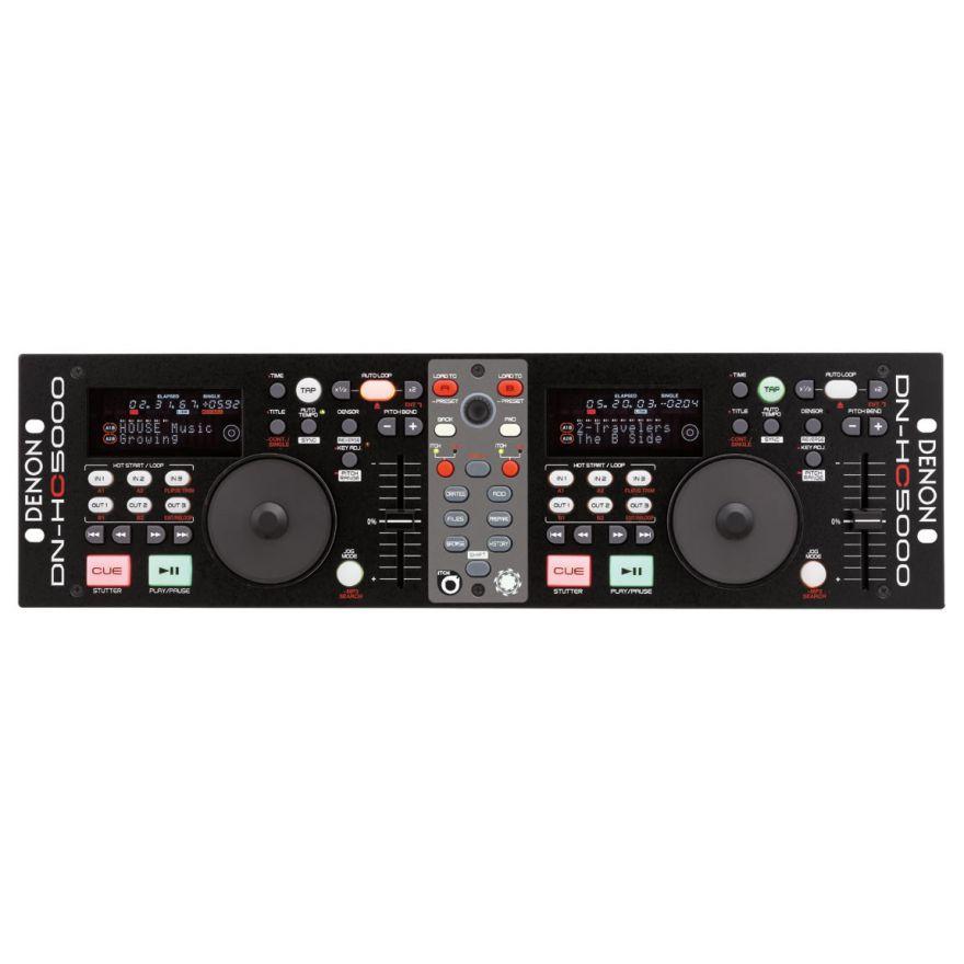 DENON DNHC5000 - INTERFACCIA/CONTROLLER AUDIO/USB MIDI