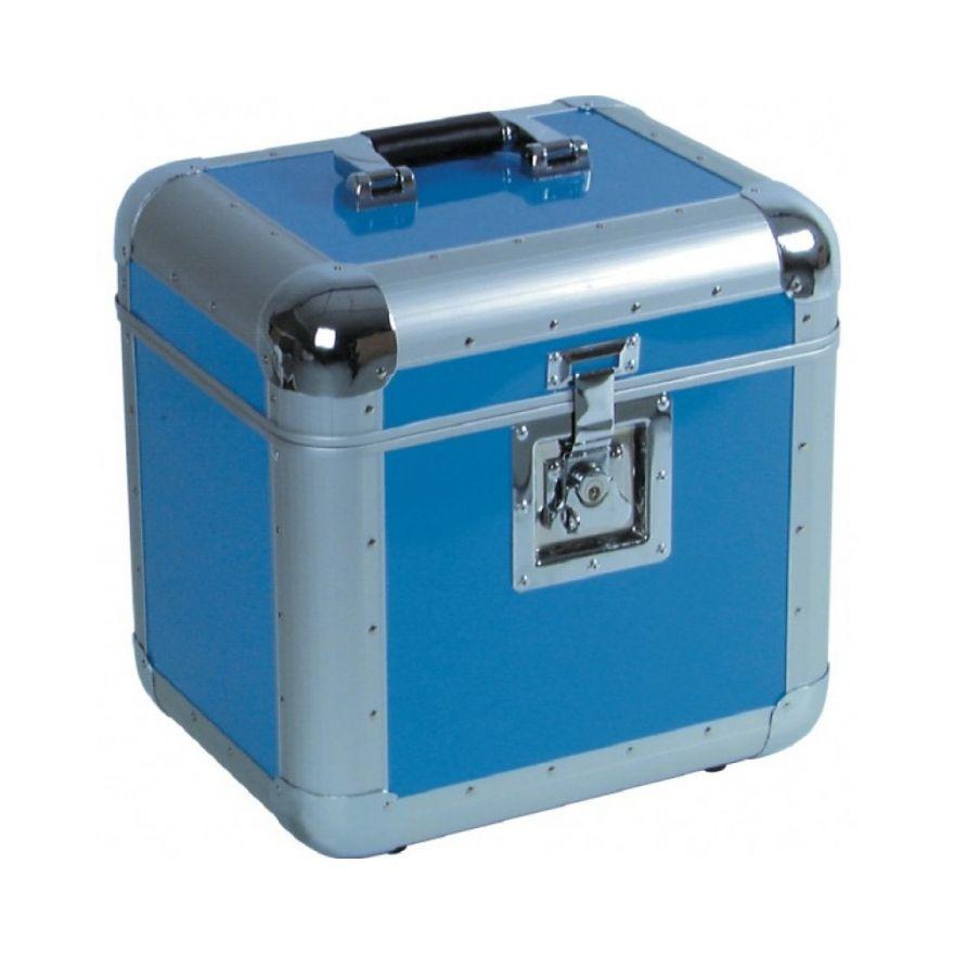 OMNITRONIC RECORD 75/25 BLUE - CASE PER 75 DISCHI