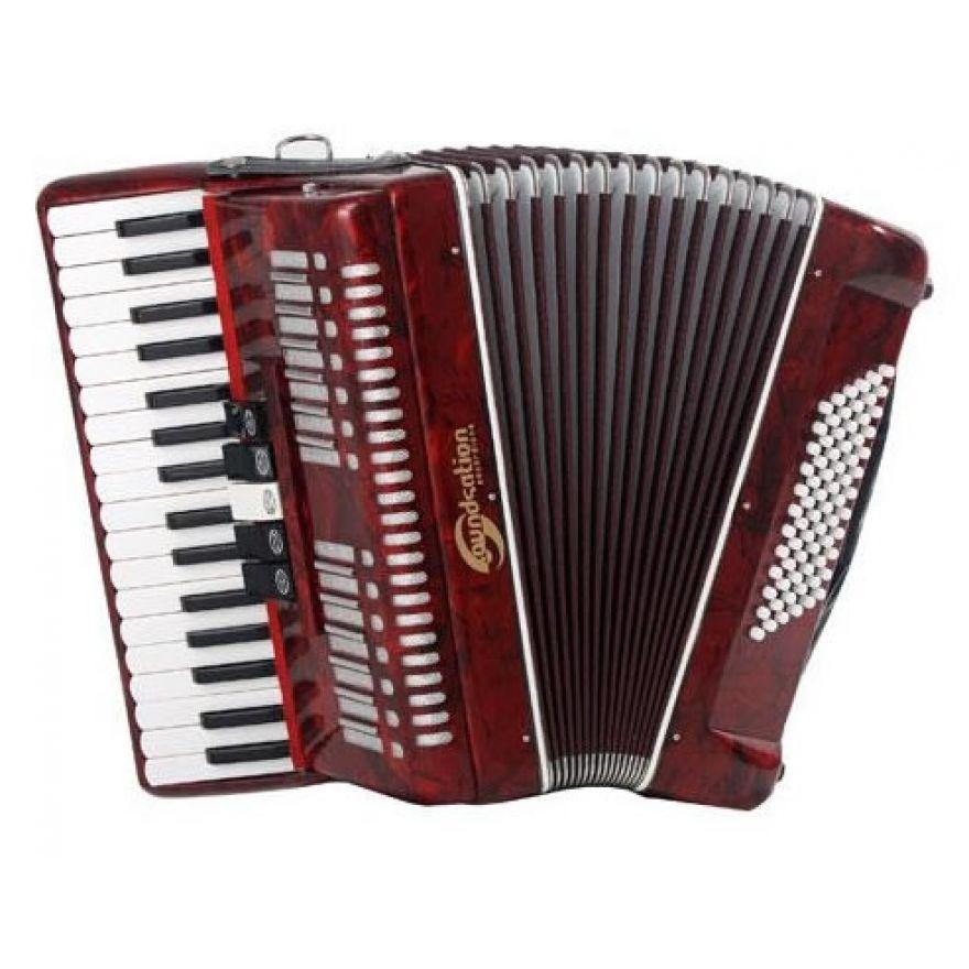 SOUNDSATION SAC-3472-RD - Fisarmonica 34 tasti