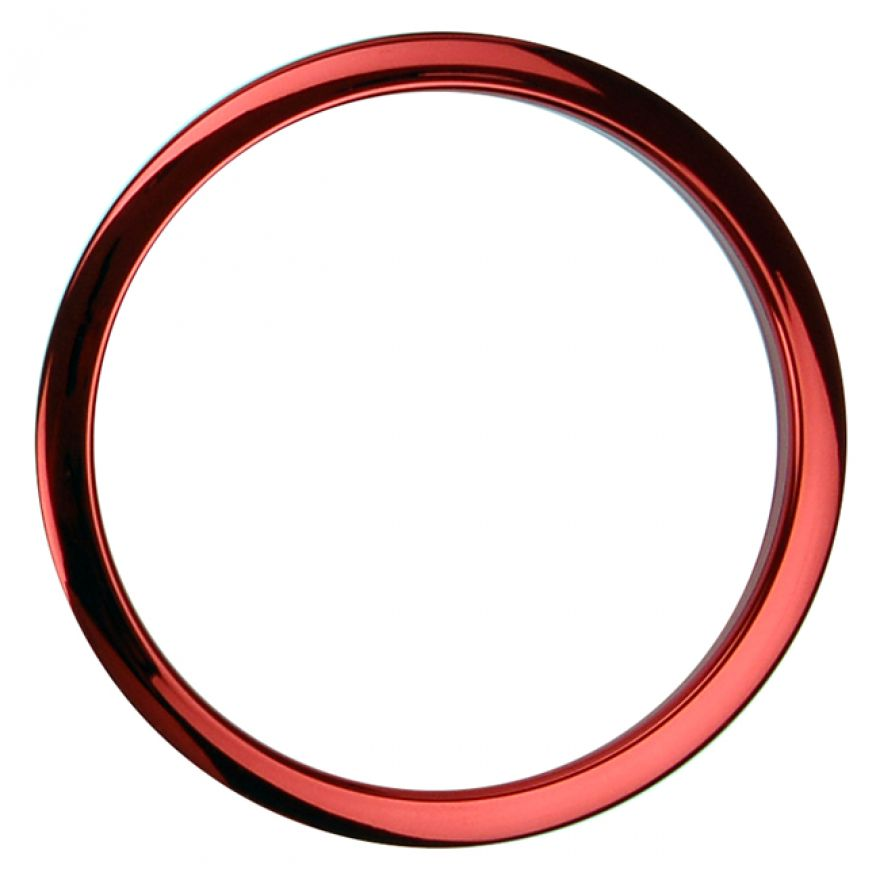 0-BASS DRUM O's HCR6 Red -