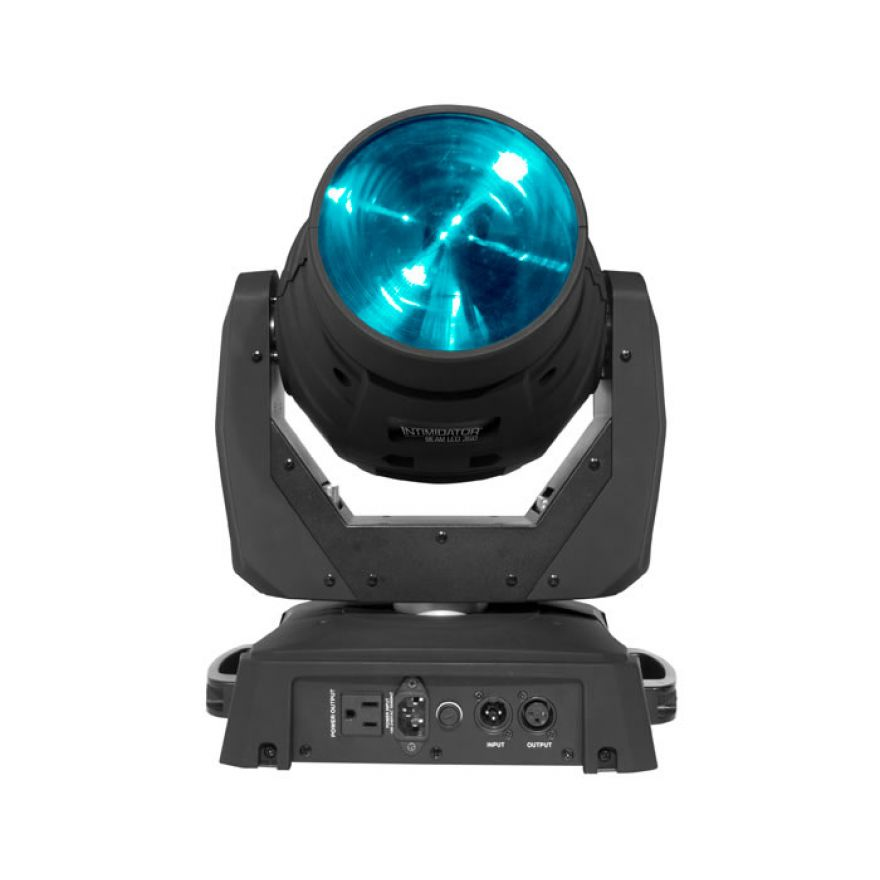 CHAUVET DJ INTIMIDATOR BEAM LED 350 -TESTA MOBILE