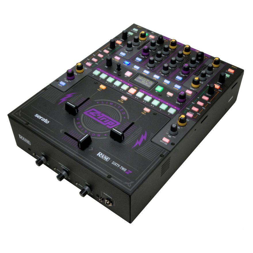 RANE SIXTY-TWO Z - Trip'S Limited Edition - CLUB MIXER 2 CANALI