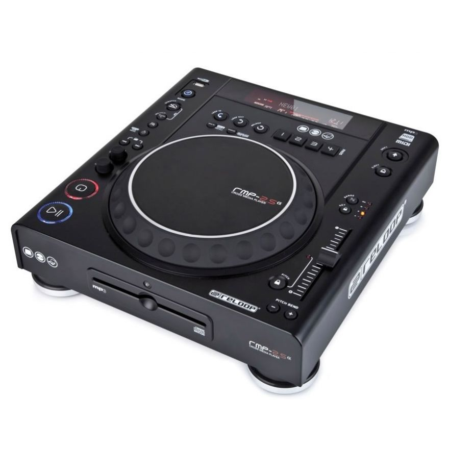 RELOOP RMP 2.5 ALPHA - CD Player/Superficie di controllo MIDI