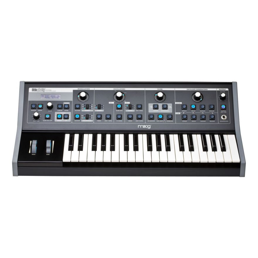 MOOG Little Phatty II con CV Output