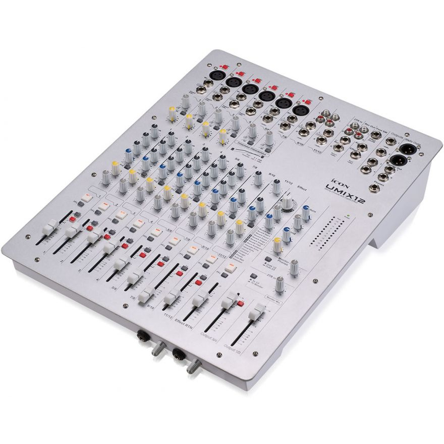 0-ICON UMIX 12 - MIXER CON