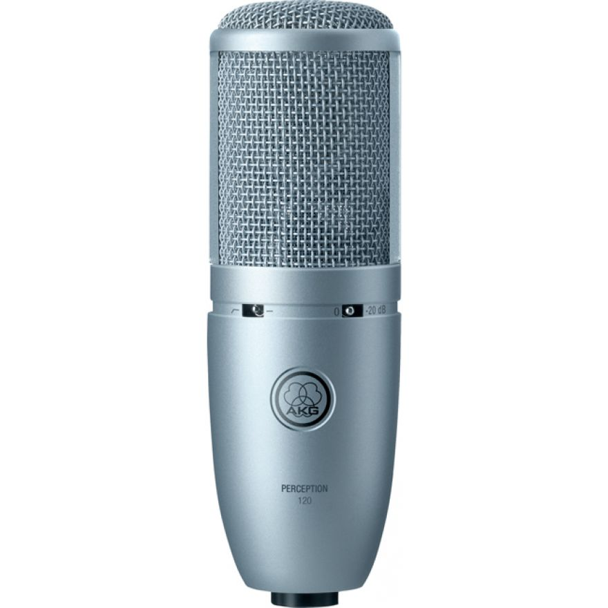 AKG PERCEPTION 120 - MICROFONO CONDENSATORE ...