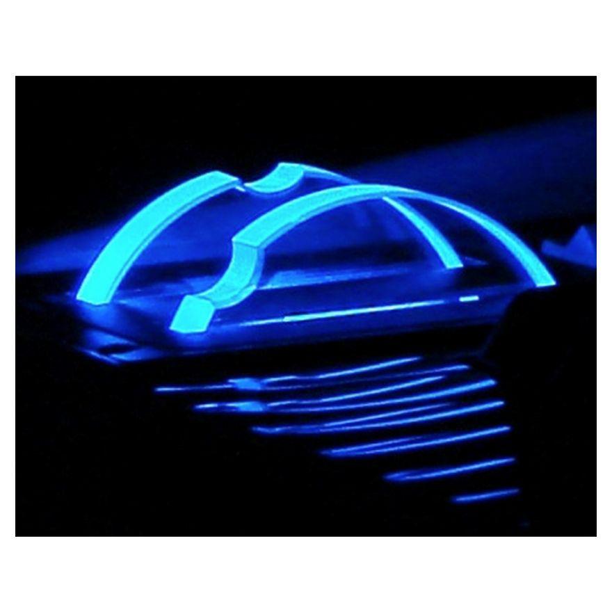 MOOG Controlli Retroilluminati blu