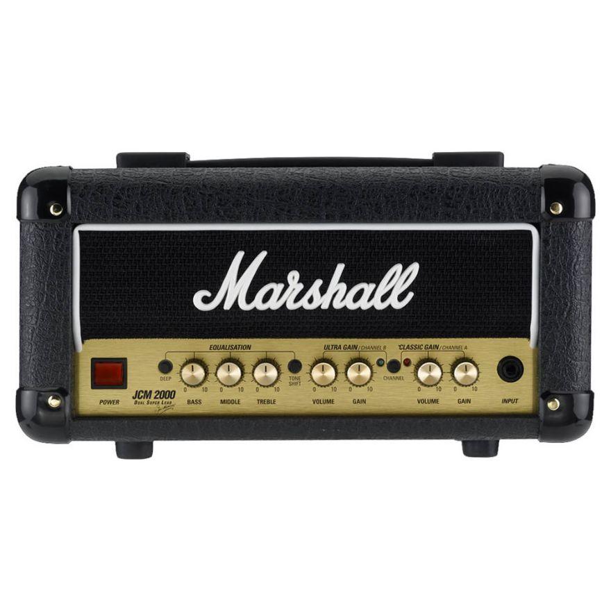 MARSHALL DSL1H Head 50th Ann 1990's era - TESTATA PER CHITARRA