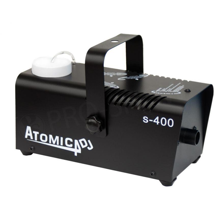 Macchina del Fumo Atomic4DJ S400