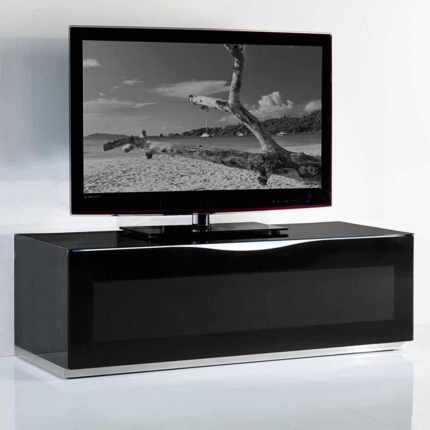 MUNARI MO110NE - MOBILE PER TV FINO A 50' con illuminazione led