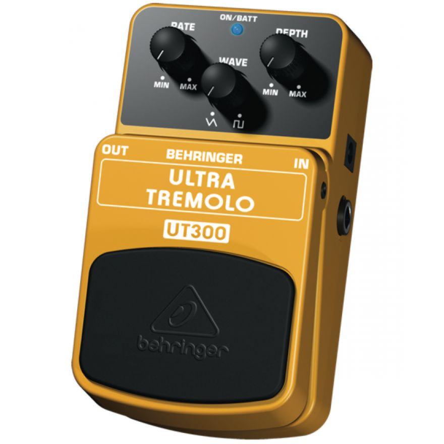 BEHRINGER UT300 Ultra Tremolo - EFFETTO A PEDALE PER CHITARRA