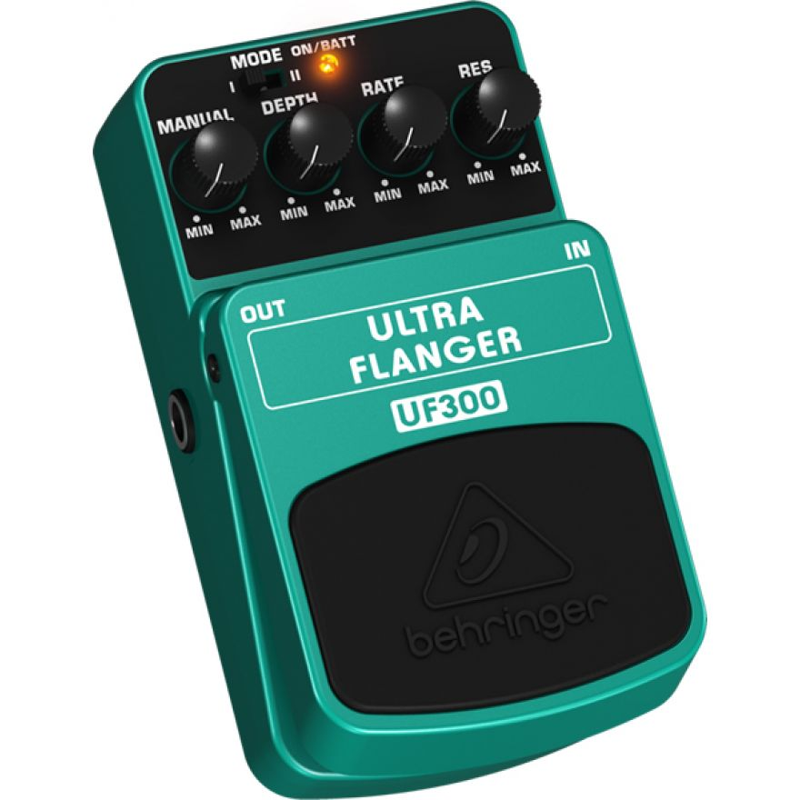 BEHRINGER UF300 - ULTRA FLANGER EFFETTO A PEDALE