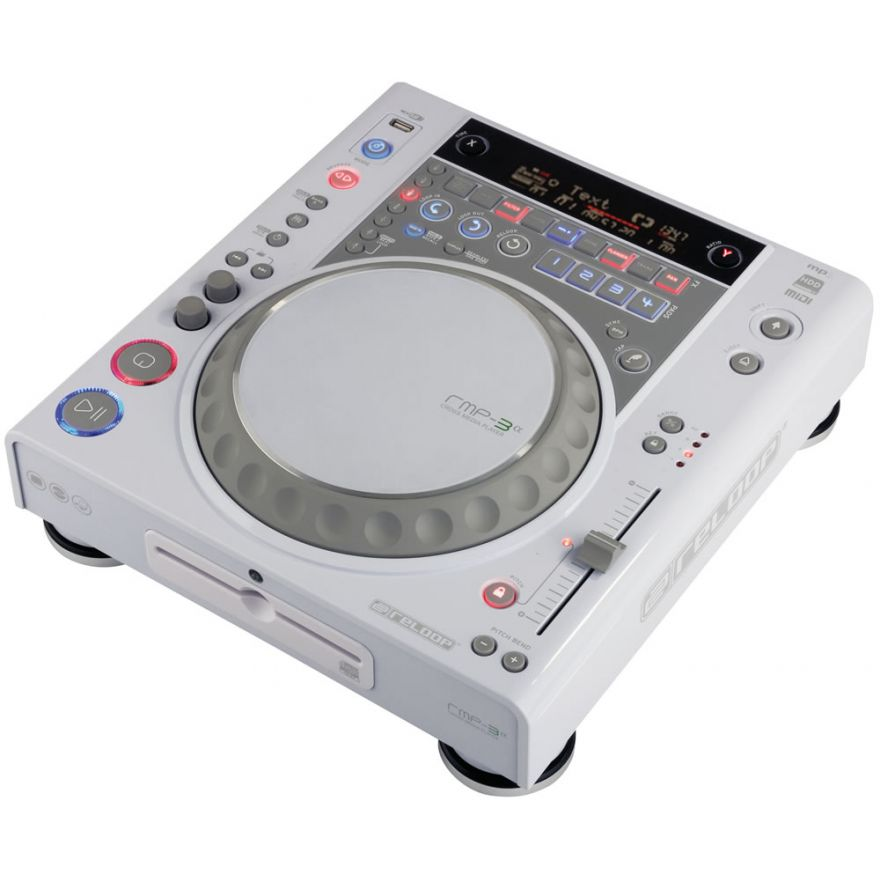 RELOOP RMP3 ALPHA LTD- CD Player Professionale MP3
