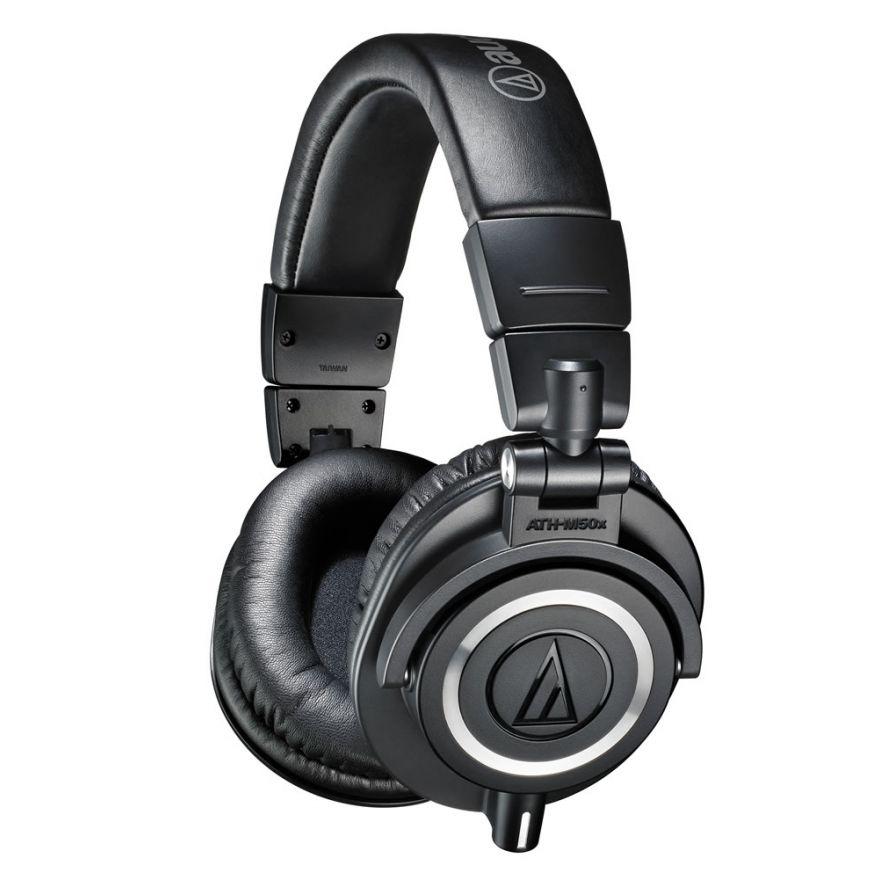 0-AUDIO TECHNICA ATH-M50X -
