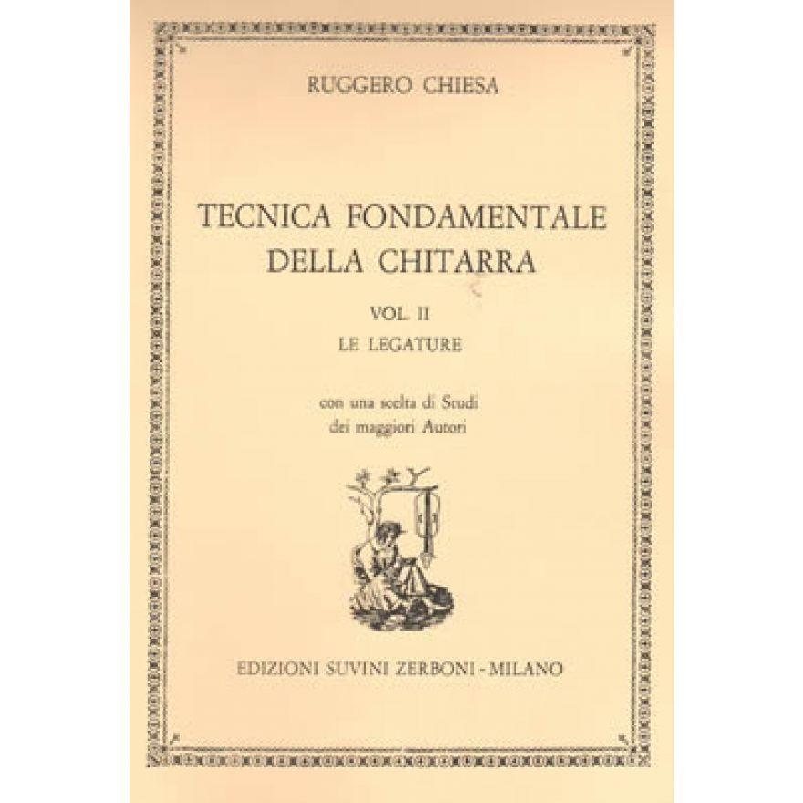 ESZ Chiesa - TECNICA FONDAMENTALE Vol. II: LE LEGATURE
