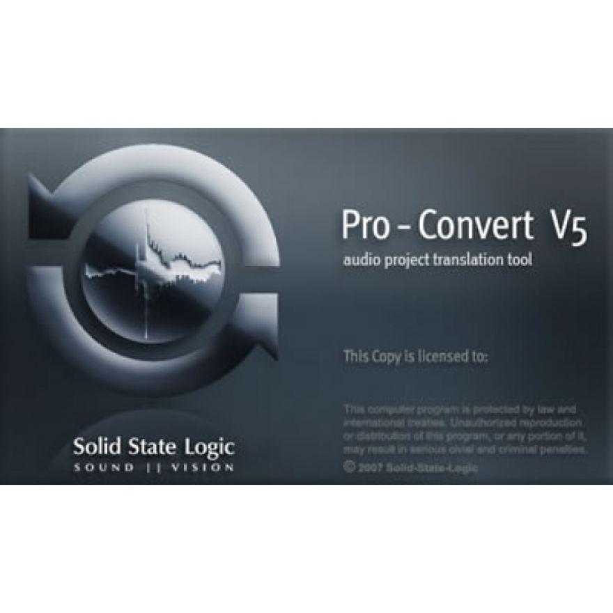 SOLID STATE LOGIC Pro-Convert Mac