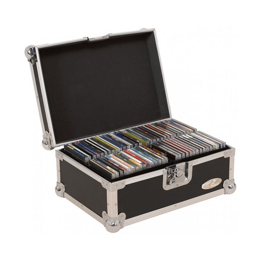 ROCKCASE RC27330 DJ case per 60 CDs