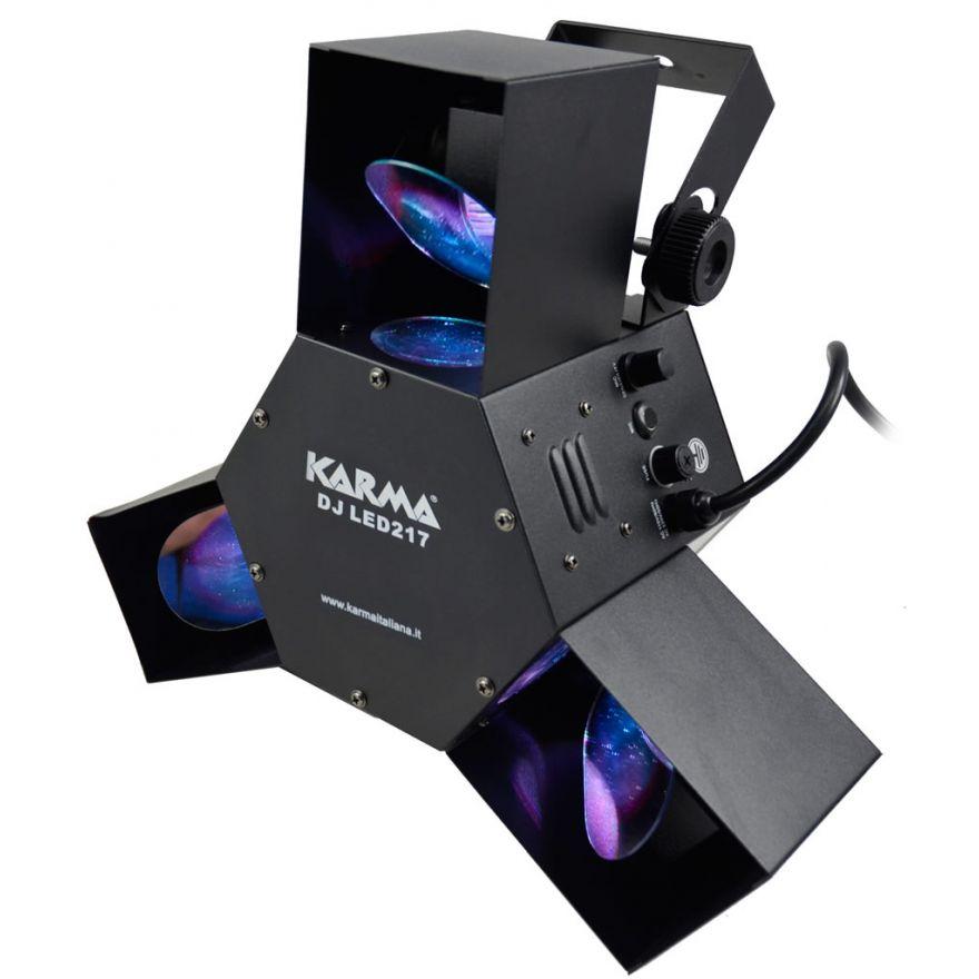 0-KARMA DJ LED217 - Effetto