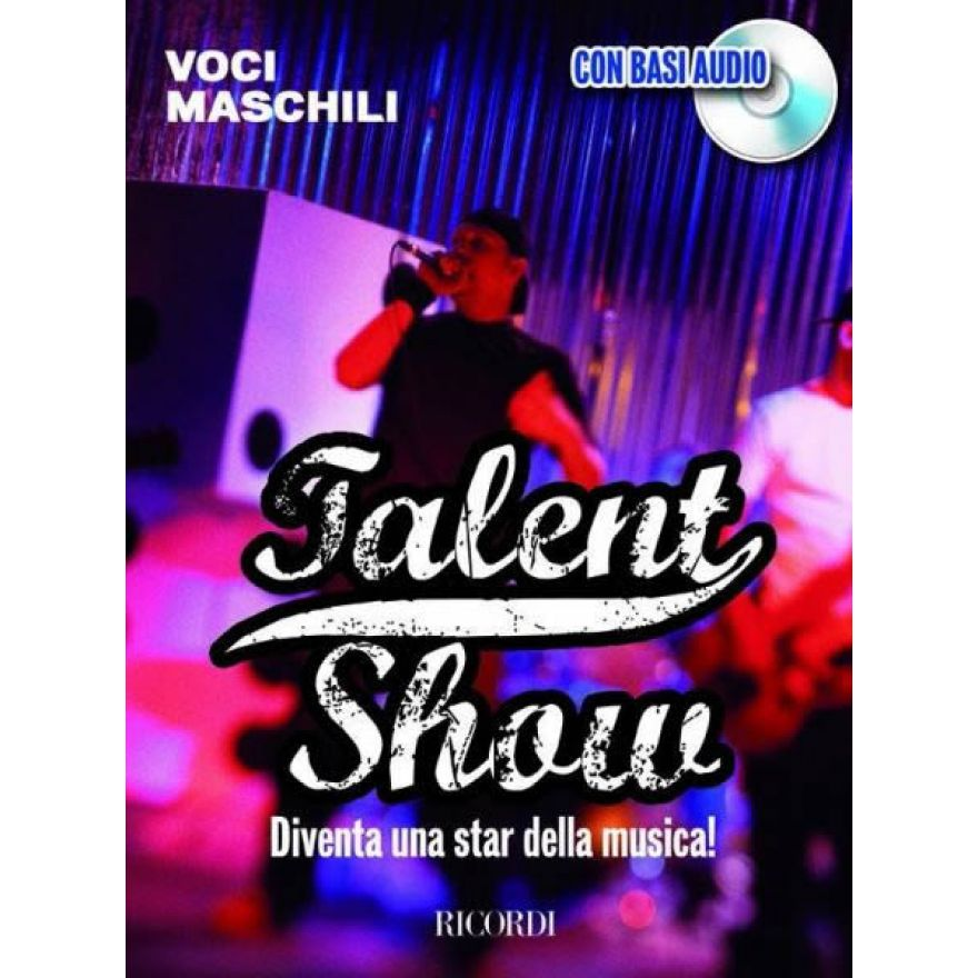 0-RICORDI TALENT SHOW VOCI