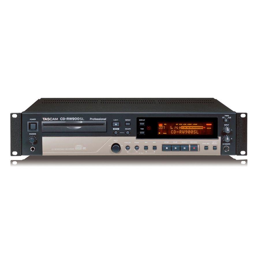 TASCAM CD RW900 SL
