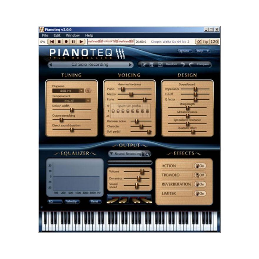 MODARTT Pianoteq 4.0 Standard