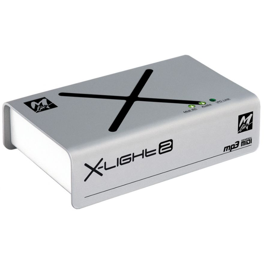 M-LIVE X-LIGHt 2 - Compatibile per Ipad