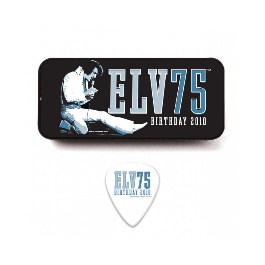 Dunlop EPPT05 ELVIS 75TH TIN - EA