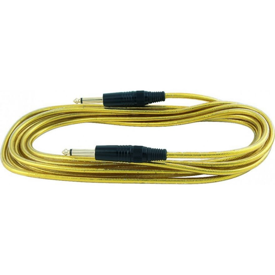 ROCKCABLE RCL30205D6 GOLD 5m