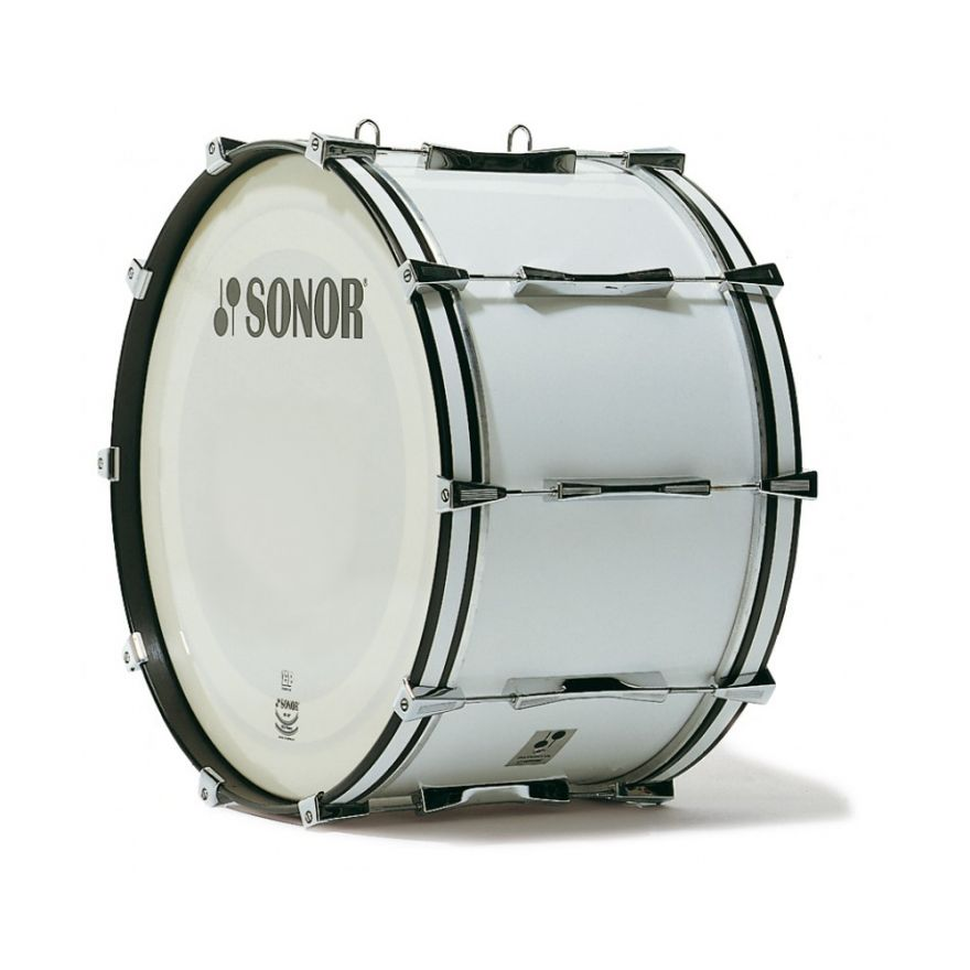 Sonor MP 2614 CW  Gran Cassa, 26 x 14, CW-bianco
