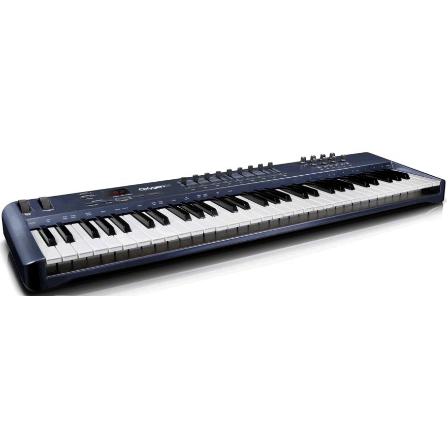 M-AUDIO OXYGEN 61 MKIII - CONTROLLER MIDI/USB