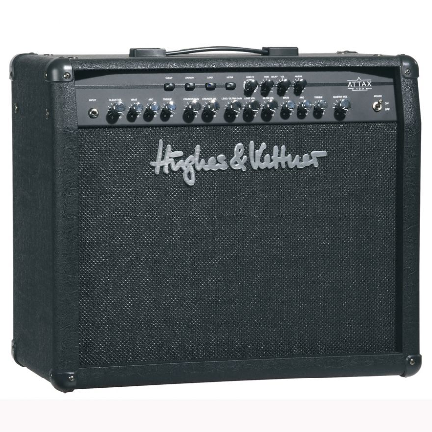 0-HUGHES&KETTNER ATTAX 100