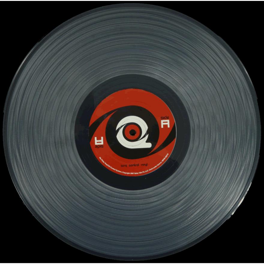 M-AUDIO TORQ CONTROL VINYL CLEAR - VINILE BIANCO PER TORQ