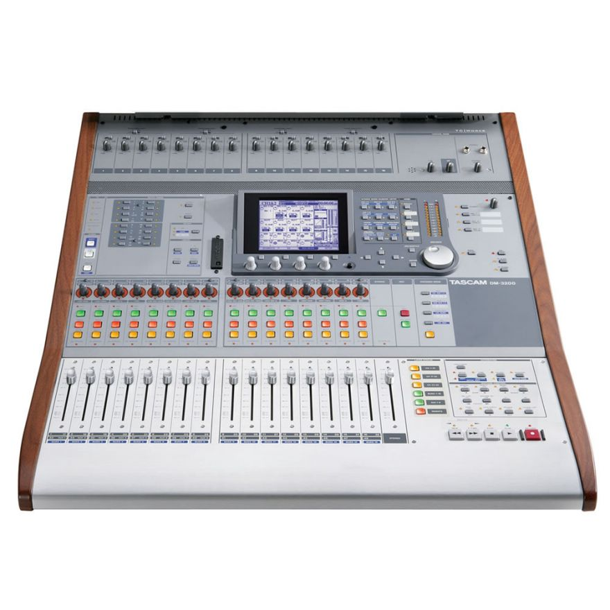 TASCAM DM-3200 - MIXER DIGITALE