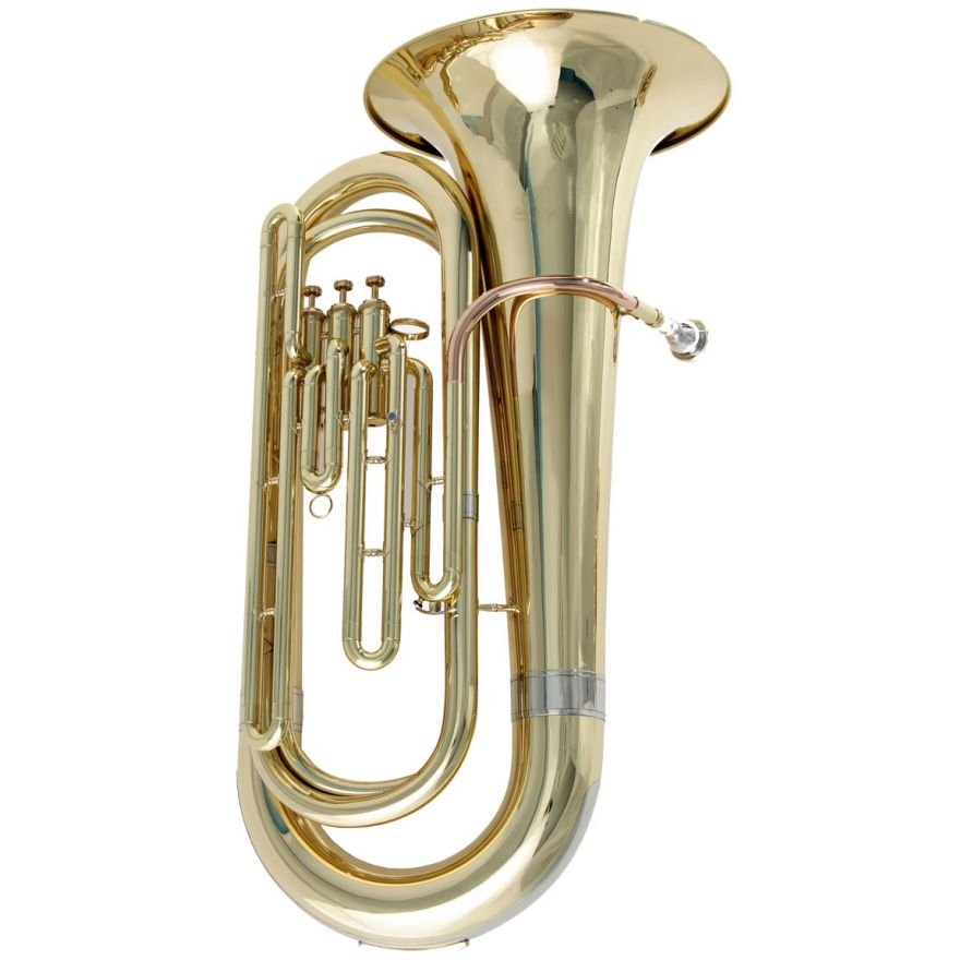SOUNDSATION STB-10G (S787S) - TUBA in Sib GOLD