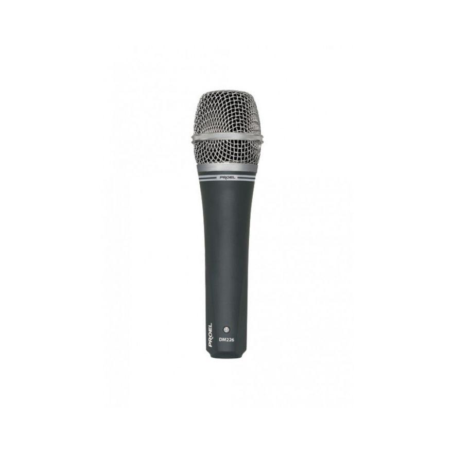 PROEL DM226 - Microfono dinamico per voce