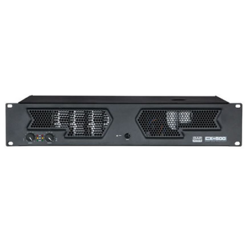 0-DAP AUDIO CX-500 - Amplif